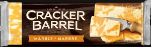Cracker Barrel Cheese Block - Marble - 600 g
