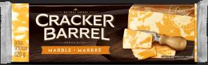 Cracker Barrel Cheese Block - Marble - 820 g