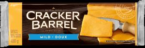 Cracker Barrel Cheese Block - Mild - 400 g
