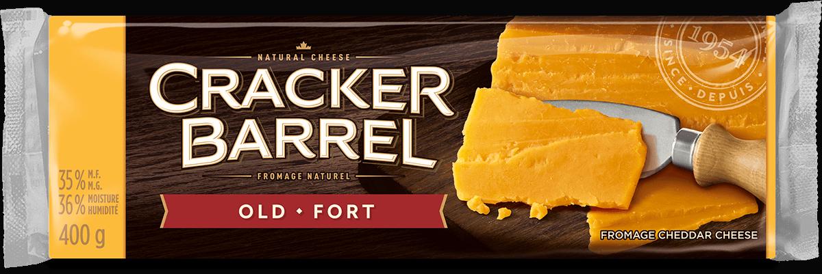 Cracker Barrel Cheese Block - Old - 400 g