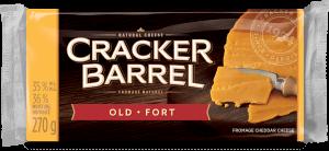 Cracker Barrel Cheese Block - Old - 270 g