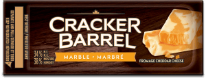Cracker Barrel Snack - Marble