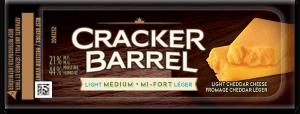 Cracker Barrel Snack - Medium Light