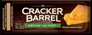 Cracker Barrel Snack - Medium