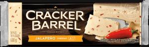 Cracker Barrel Cheese Block - Jalapeño Cheddar - 600 g