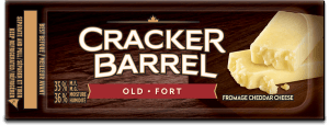 Cracker Barrel Snack - Old