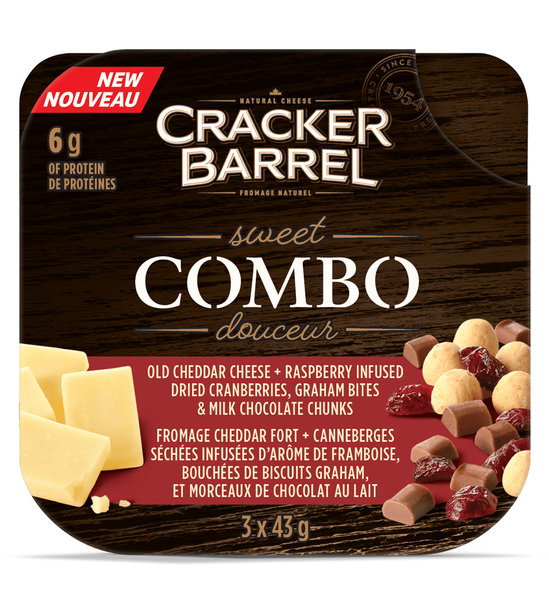 Old Cheddar Sweet Combo