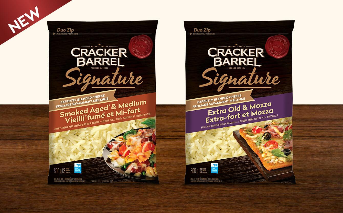 Cracker Barrel Signature Blends